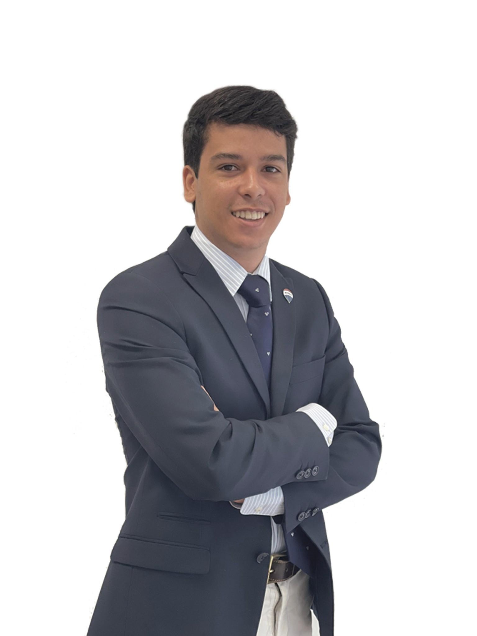 Álvaro Benjumea  Rosa