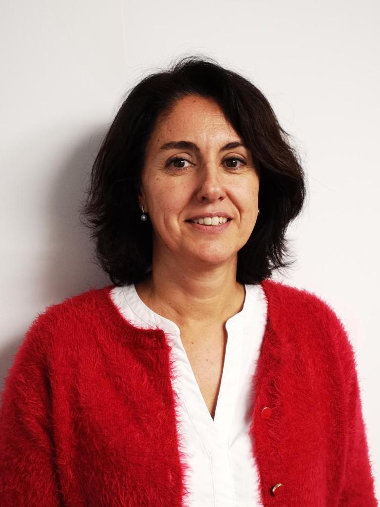 Cristina Echeverria Albaladejo