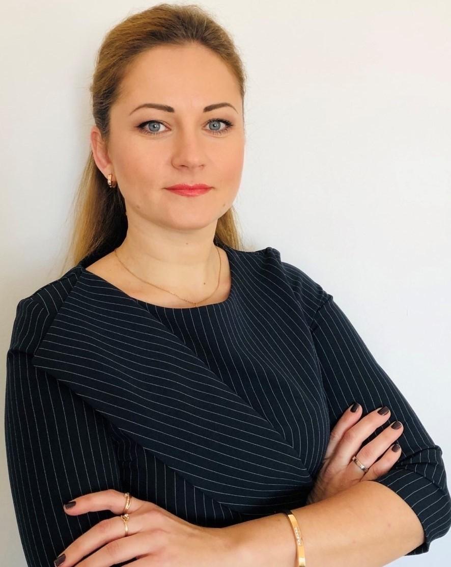Kateryna Kolotovkina